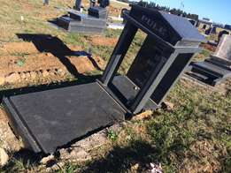 We fix and refurbish all kinds of Tombstones
