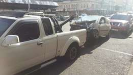 Accident and non accident car storage yard