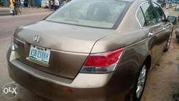 Very sharp and sound firstbody 2008 Honda accord with chilling AC