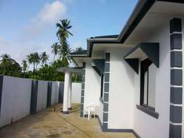 Owesome 3 bedroom bungalow FOR sale in mtwapa Descriptions: -It's a t