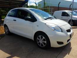 2009 Toyota Yaris T1 3Dr with Aircon