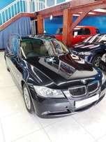 2006 BMW 320d (E91) Touring Automatic