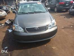 Foreign used Toyota 2007
