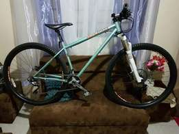 Genesis high latitude 29er bike
