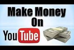 Video Tutorial- How to make money from Youtube