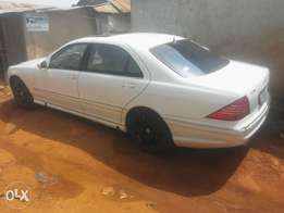 Used Mercedes-Benz S55 AMG for Sale urgently In Abuja