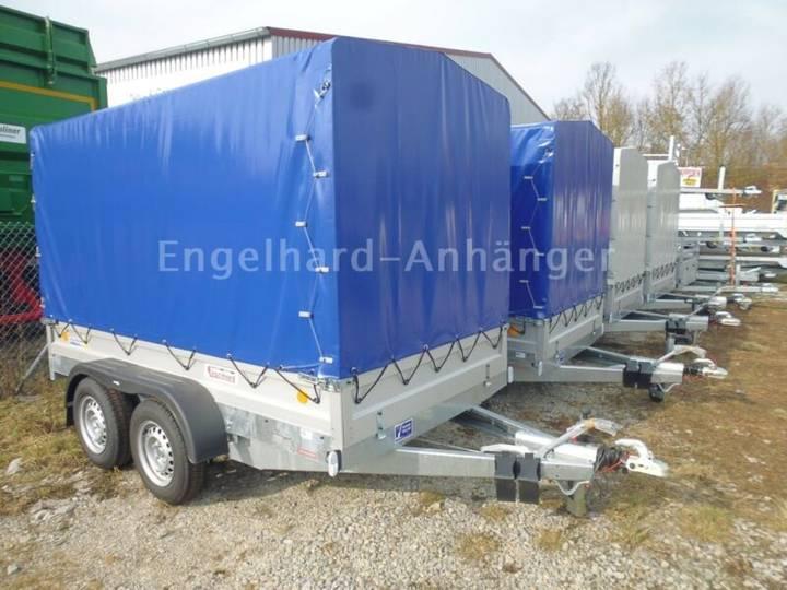 Agados VZ 31 B 2700kg Hochplane 3010x1565x 1750 mm