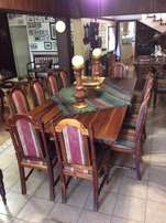 Dinning room/ Boardroom table (12 Seater)