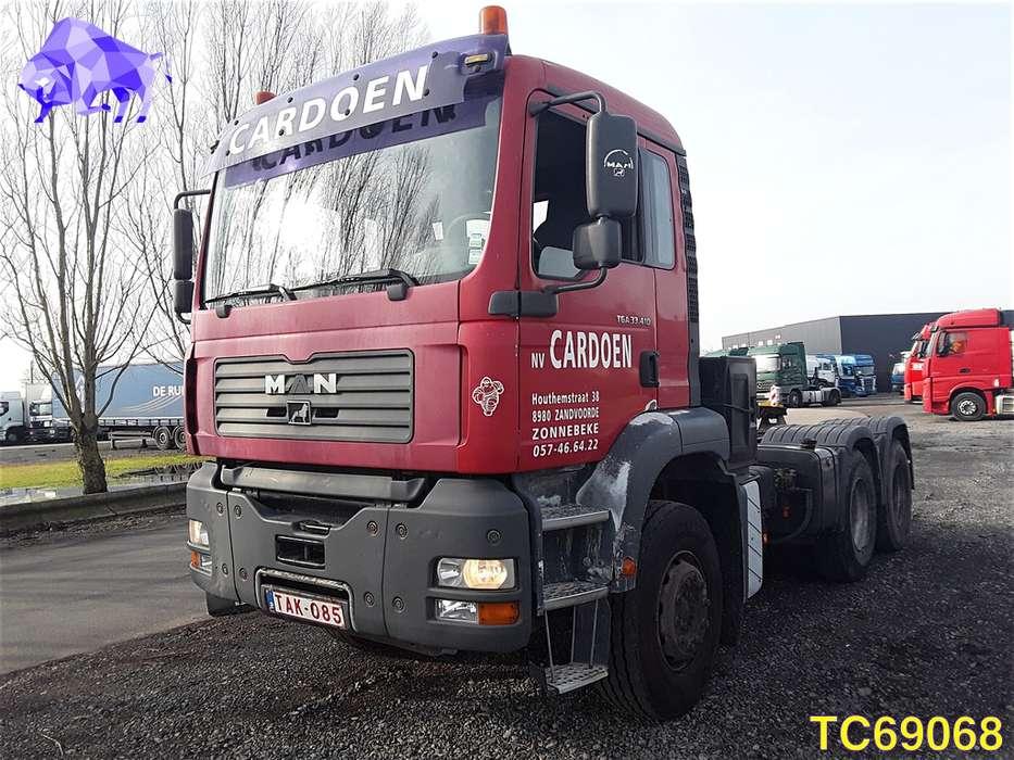 MAN TGA 410 Euro 3 - 2005
