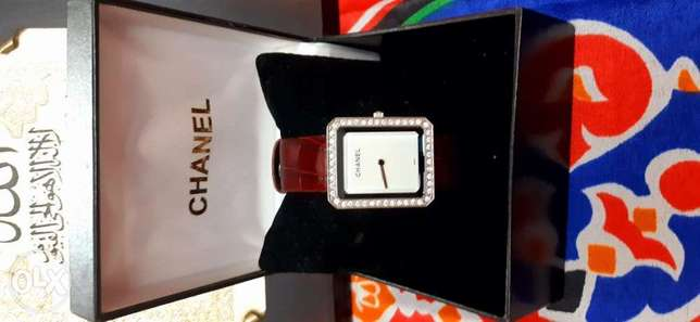 First high copy chanel used once