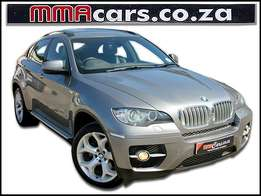 2012 BMW X6 XDRIVE 4.0D exclusive Steptronic WITH ROOF AND MOTORPLAN