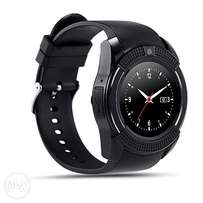 "Smartwatch V8 1.22"" Round Screen MTK6261 IP65 Android Bluetooth Smart"
