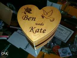 Gifts , Customized wooden plaques