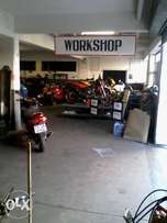 Motor cycle business