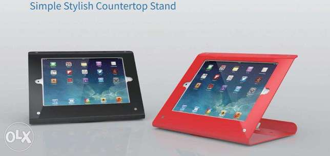 iPad Stand (SC-102) for Restaurant Countertops