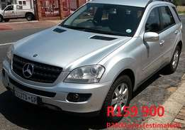 Mercedes-Benz ML350 V6
