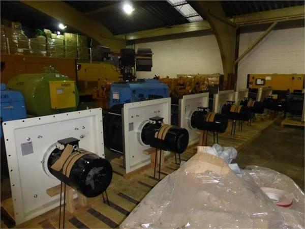 Pollrich Diversen Pollrich Ventilators - 2013