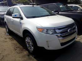 Foreign used 2013 ford edge for sale