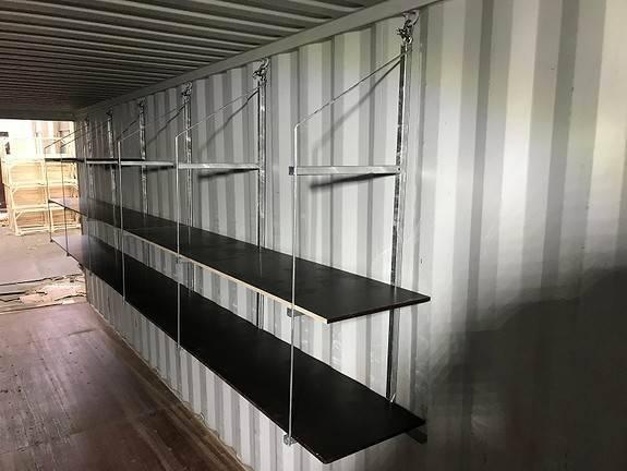 Container Reoler 50 Cm Galvaniserte - 2019