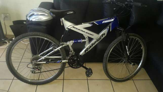 Raghleigh mountain bike urgent sale!!! No space Steenberg - image 2