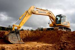 heavy construction equipments such as payloaders,cranes for Rent