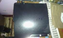Chipped PS 3