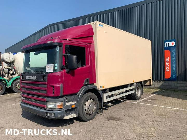Scania P 94 220 manual - 1998