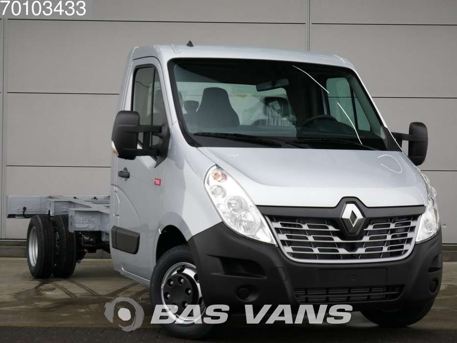 Renault Master Chassis cabine 165PK Dubbellucht Navigatie Airco 3... - 2019 - image 3