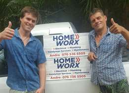 HOMEWORX your reliable contractor