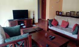 Fully Furnished 3 Bedroom apartment to let.