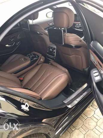 Urgent buyer needed, Benz s500 late 2016 Lekki - image 5