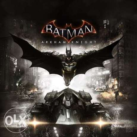 Batman Arkham Knight game for Pc