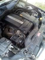 Neatly used 2003 Benz, good interior luvly engine and perfect gear
