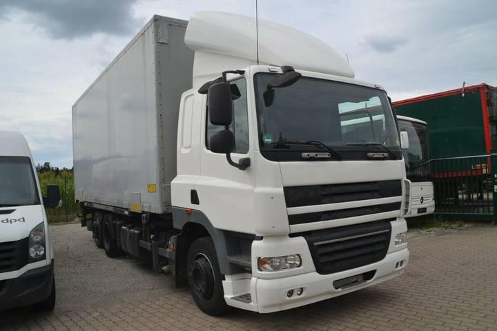 DAF CF 85.360 6x2 BDF Euro 5 - 2008