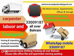 Residential. Shifting service professional mover packer all bh