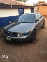Audi A4 in good chap