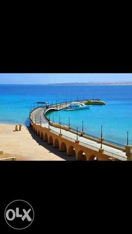 Sea view 2 bedrooms apartment for rent at sahl hasheesh HRA120