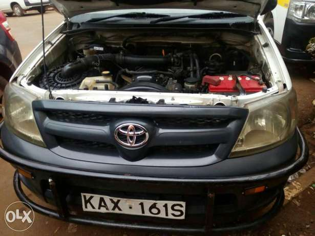 Toyota hilux pickup d4d Elgonview - image 2
