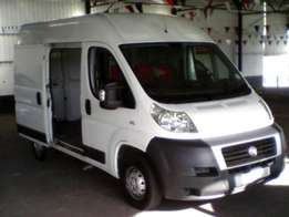 2012 Fiat Ducato 2.3 High Roof F/C P/Van