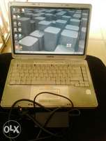 Very clean and works perfectly HP Compaq laptop, with charger, receipt
