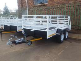 1.5M/3M/1M Double acle Utility Trailer For Sale, Brand new, Papers Inc