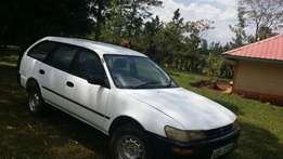 Quick Sale Toyota Corolla DX, never been abused though a beast