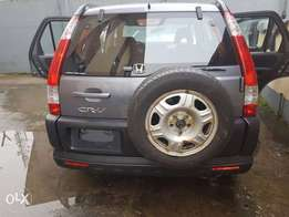 cheap neat Tokunbor Honda CR-V Grey