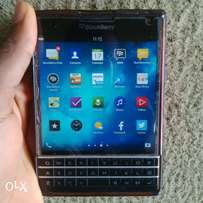 Faily Used BlackBerry Passport