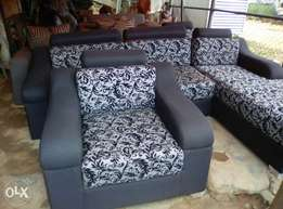 Car seater styled couch
