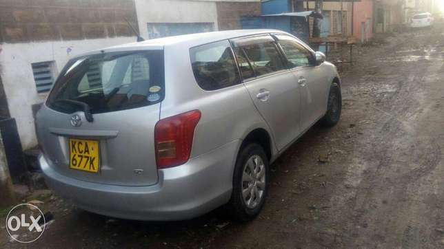 Toyota Fielder KCA..Very Clean and in Excellent condition. Parklands - image 4