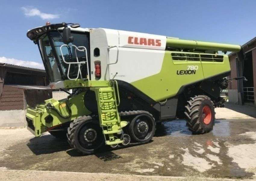 Claas Lexion 780 Tt - 2015