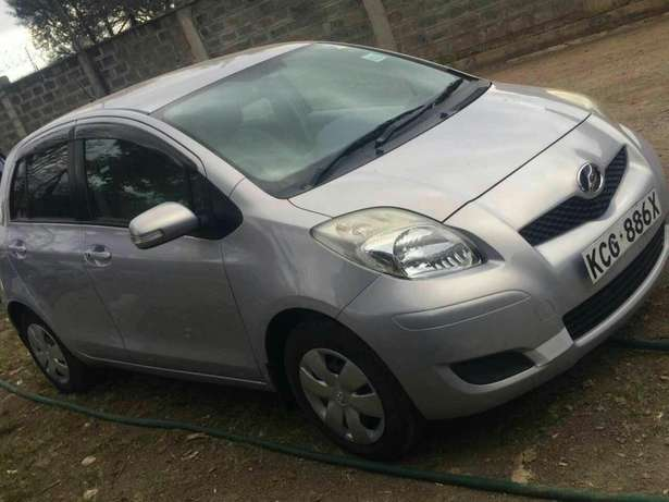 Toyota vitz with insurance untill 2017Feb Kenyatta - image 2