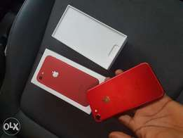 128gb extra mint yankee used Red iphone 7 for sale