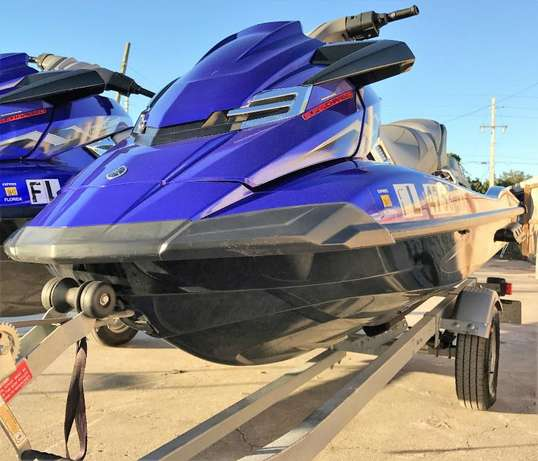 1812cc motor pushing this(Jet ski) with 210 HP of Supercharged force Richards Bay - image 2
